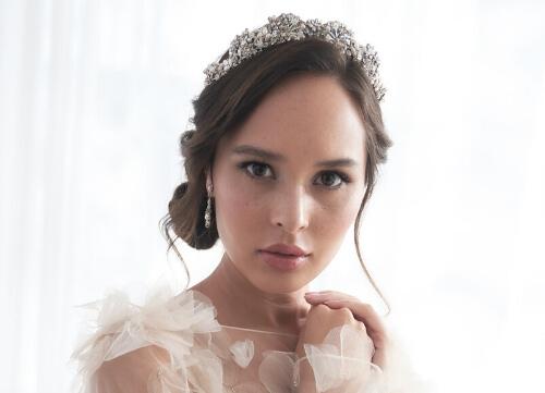Maria Elena Headpieces Fall 2020 Collection Bridal Crowns (1)