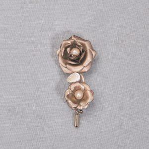 FRANCIS BT 13-03B maria elena headpieces holiday collection mens lapel pin