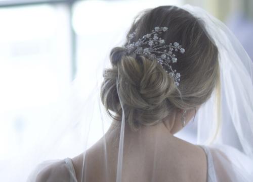 Spring Summer 2020 Unshakable bridal comb