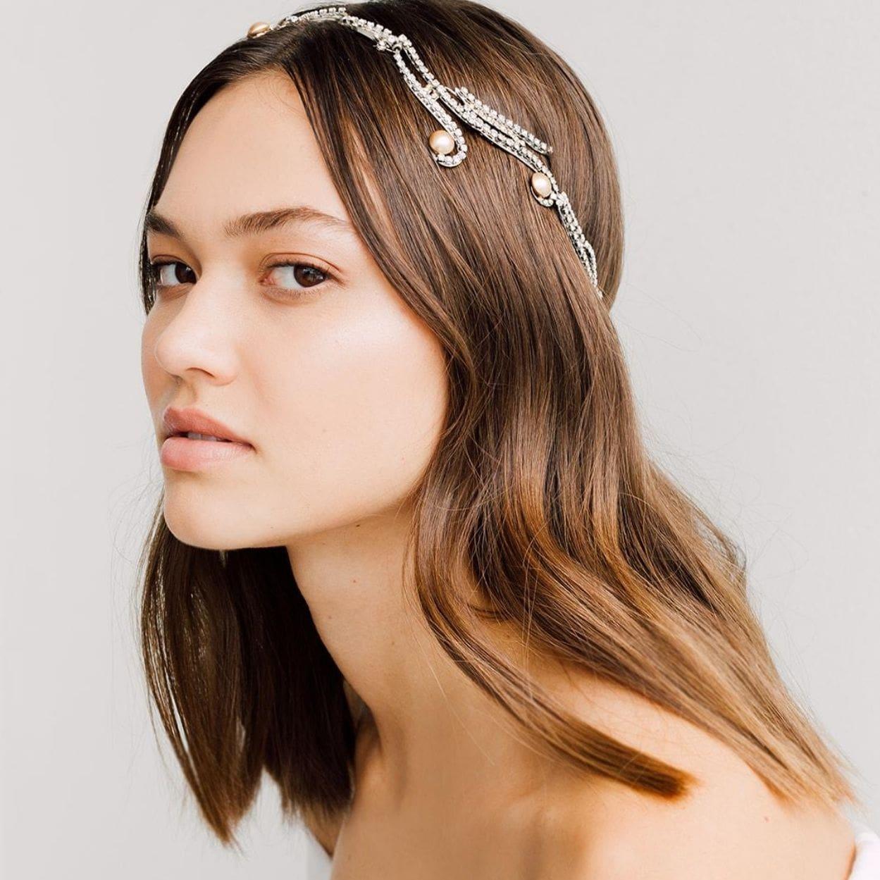 Personalized Tiara Headband
